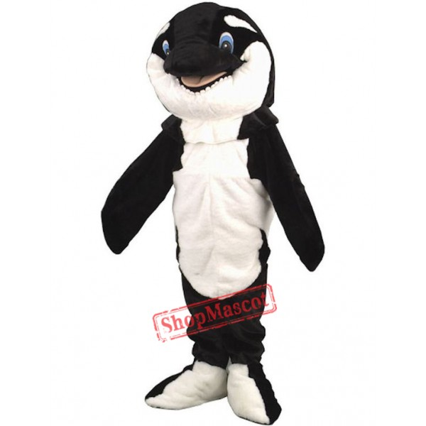 Luxury Whale Mascot Costume