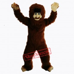 Big Foot Lightweight Mascot Costume
