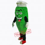 Pickled Chef Lightweight Mascot Costume