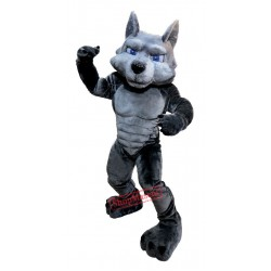 Power Wolf Mascot Costume