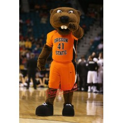 Sport Power Beavers Mascot Costume