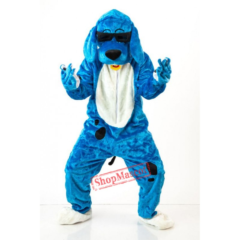 Music Dog Mascot Costume