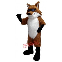 Cool Fox Animal Mascot Costume