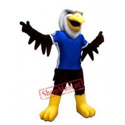 New Eagle Mascot Costume