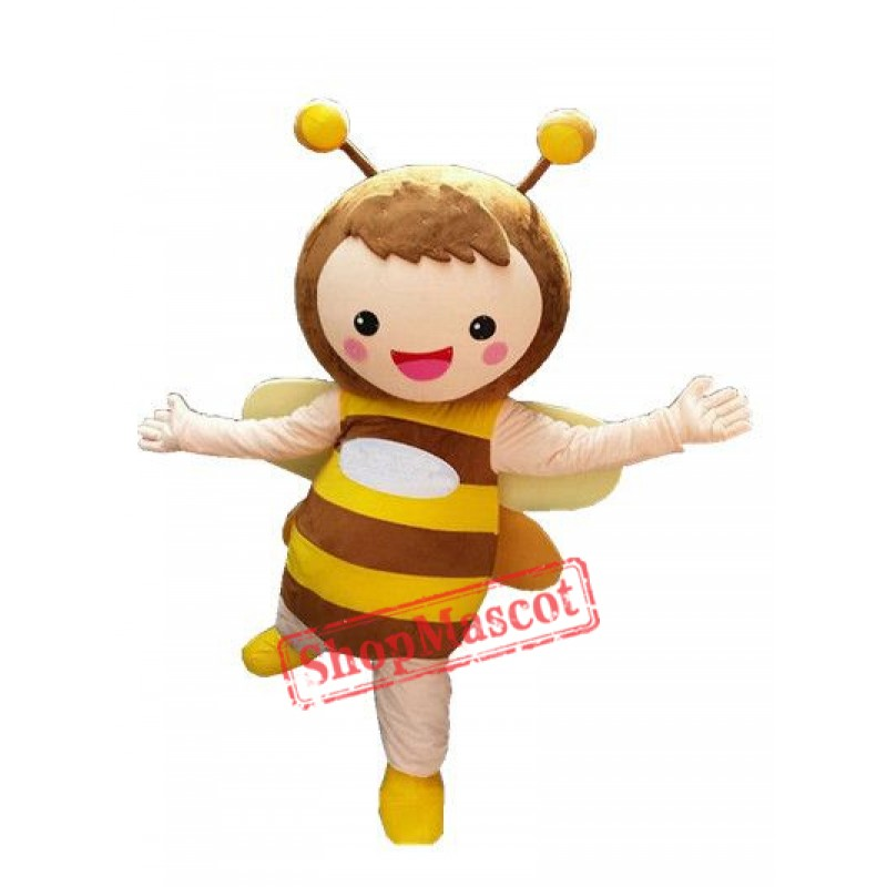 2017 New Bee Mascot Costume