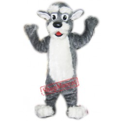 Cute Dog Mascot Costume Adult Costume
