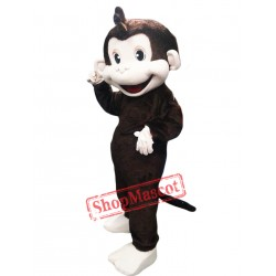 Monkey Mascot Costume Adult Character Costume