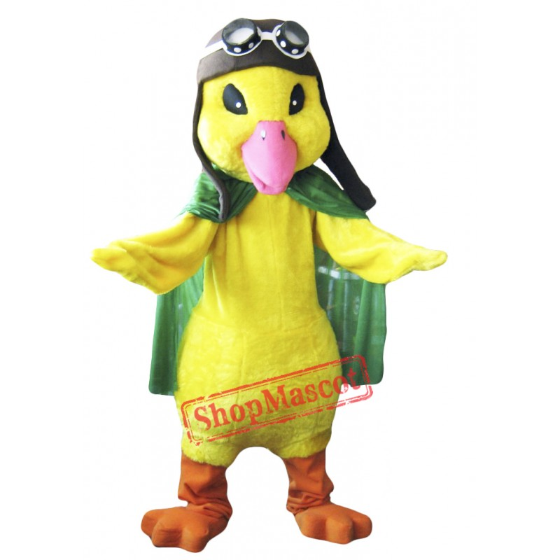 Duck Mascot Costume Adult Costume