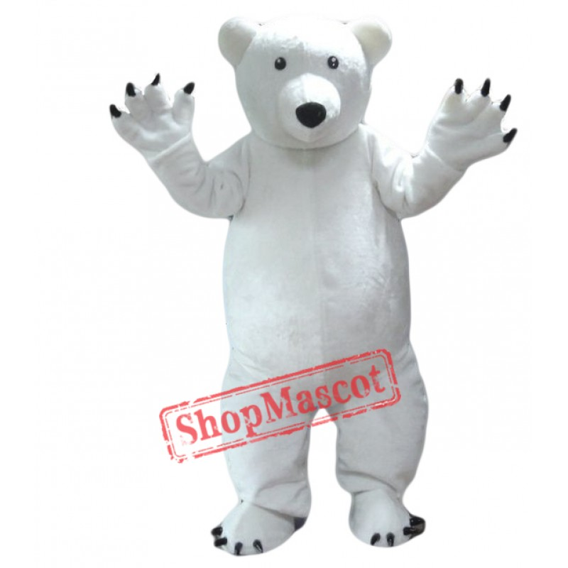 Good Ventilation Polar Bear Mascot Costume