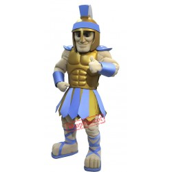 High Quality Spartan Knights Mascot Costume