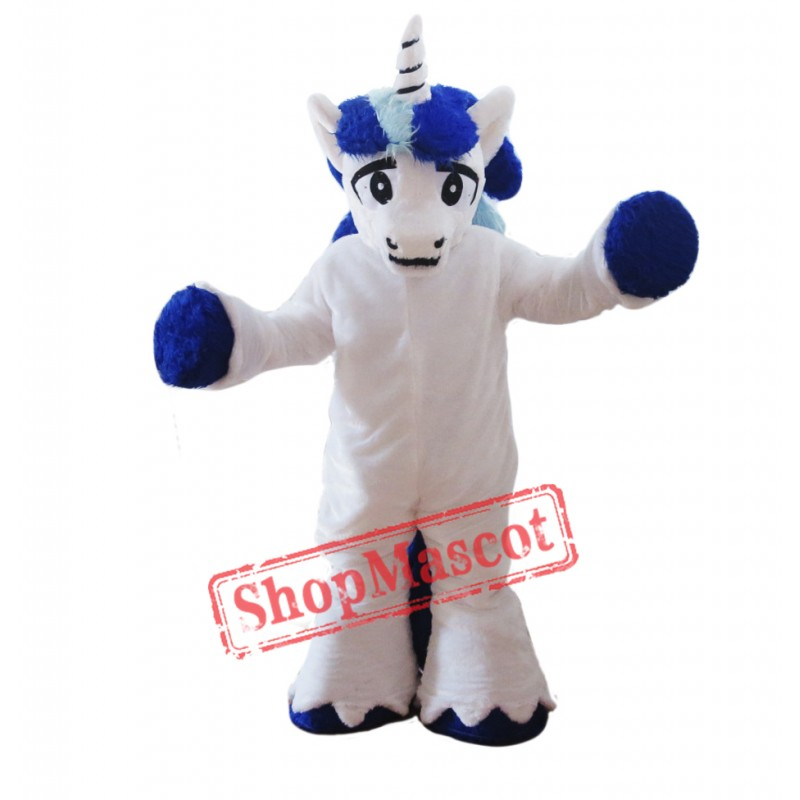 Cute Unicorn Mascot Costume