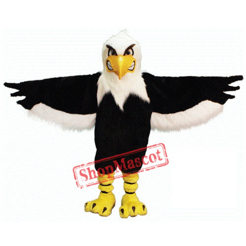 Power Eagle Mascot Costume