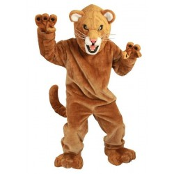 Mountain Lions Mascot Costume