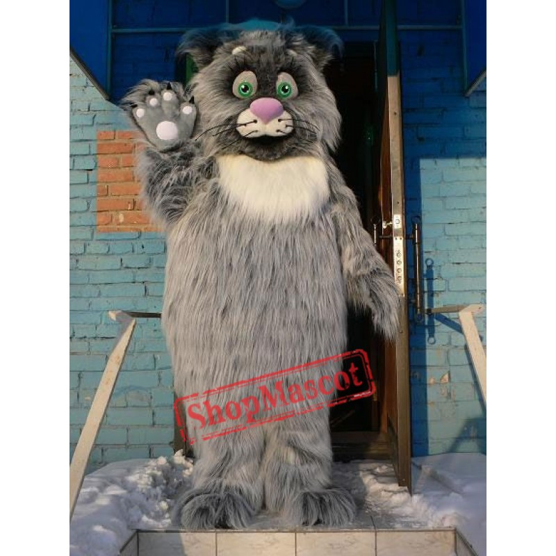 High Quality Cat Mascot Costume