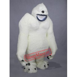 High Quality Yeti Mascot Costume