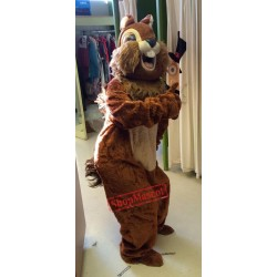 Animal Squirrel Mascot Costume