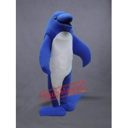High Quality Dolphin Mascot Costume