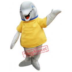 Lovely Dolphin Mascot Costume