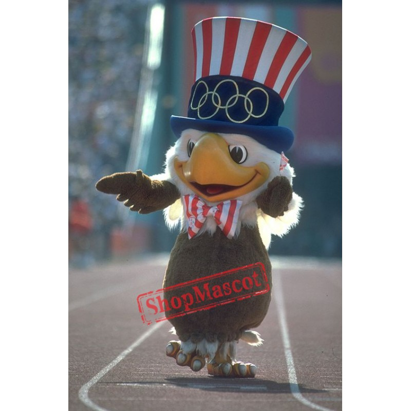 Sam The Eagle Mascot Costume