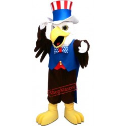 The Bald Eagle Mascot Costume