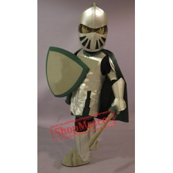High Quality Knight Mascot Costume