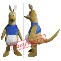 Cute Adult Kangaroo Mascot Costume
