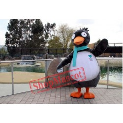 Penguin Bird Mascot Costume