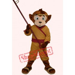 Monkey King Mascot Costume