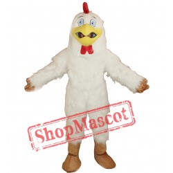 Sexy Chicken Mascot Costume