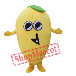 Fruit Mango Mascot Costume
