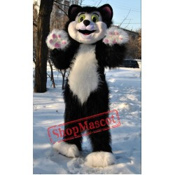 Cute Cat Mascot Costume