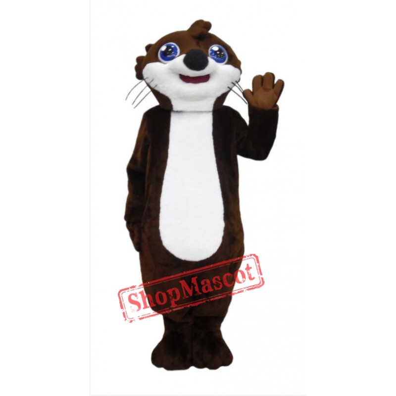 Top Quality Otter Mascot Costume