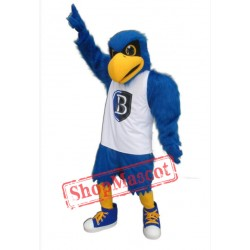 High Quality Blue Jay Mascot Costume