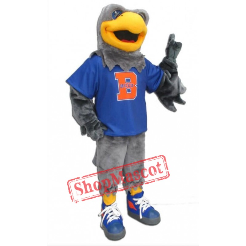 Earnest Hawk Mascot Costume