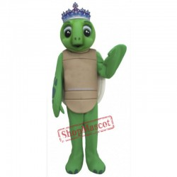 Toby Turtle Mascot Costumes