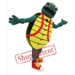 Childrens Hosp Turtle Mascot Costume