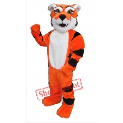 Garland Tiger Mascot Costume
