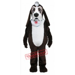 Basset Dog Mascot Costume