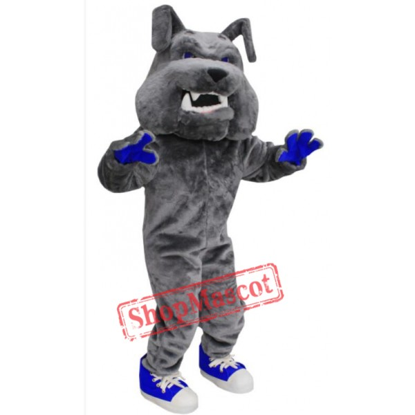 High School Bulldog Mascot Costume