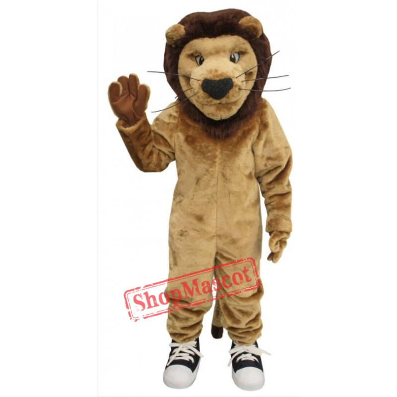 High School Lion Mascot Costume