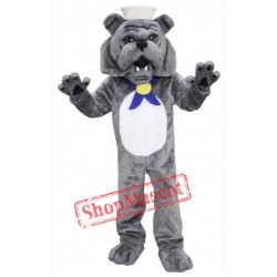 High Quality Bulldog Mascot Costume