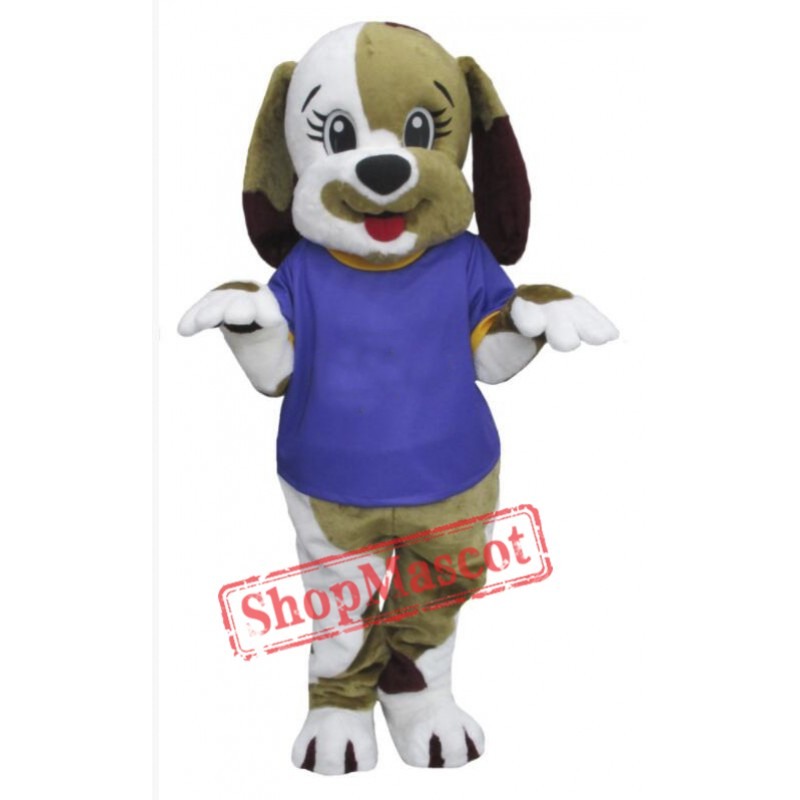Fromm Puppy Dog Mascot Costume