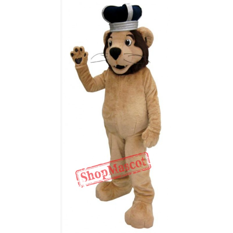 High Quality King Lion Mascot Costume