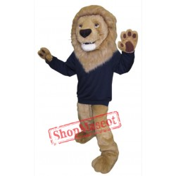 Vanguard Lion Mascot Costume