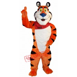 Tony Tiger Mascot Costume