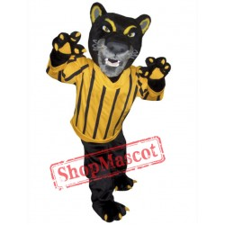 College Panther Mascot Costume