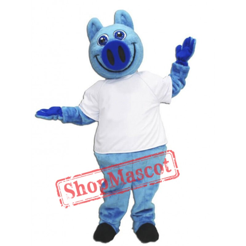 Earnest Pig Mascot Costume