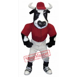 Tipper The Cow Mascot Costume