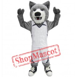 Cody Coyote Mascot Costume