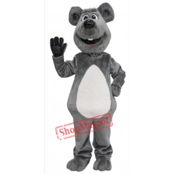Affable Mouse Mascot Costume